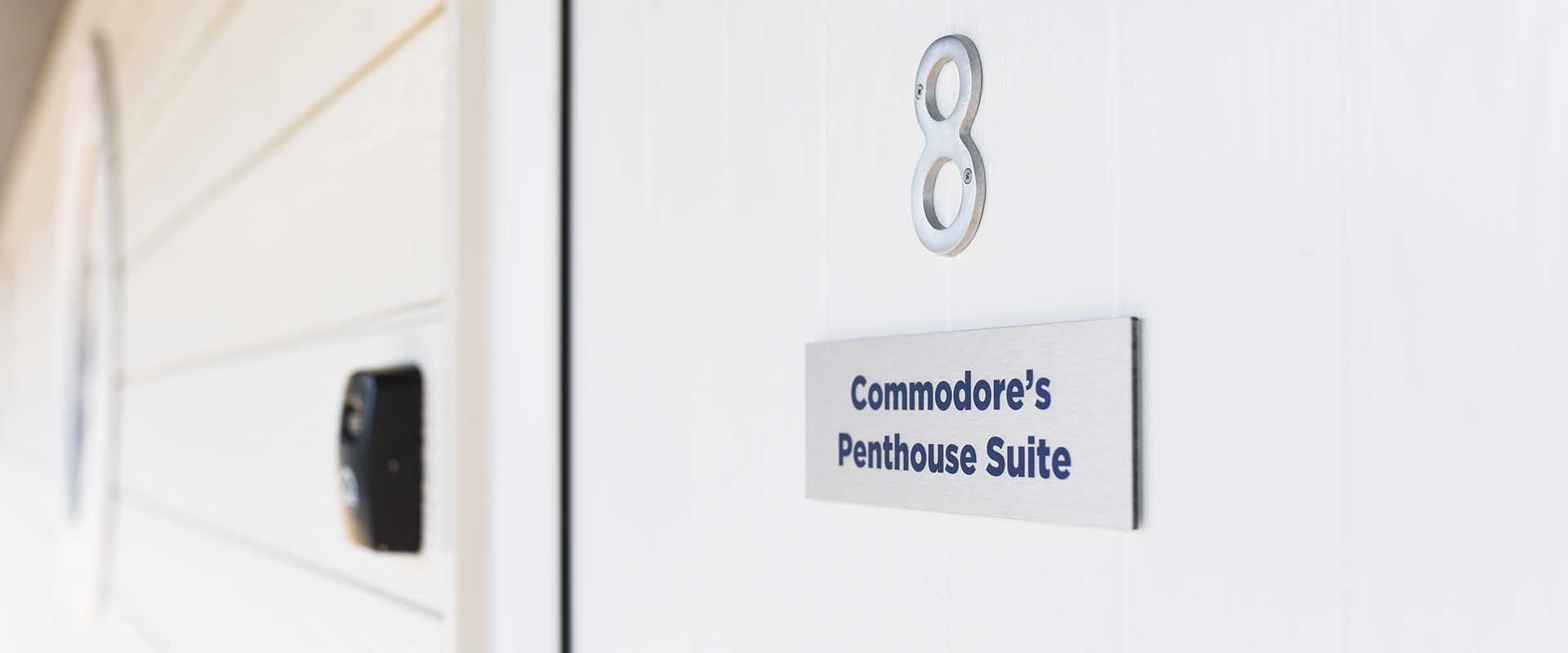 Commodore's Penthouse