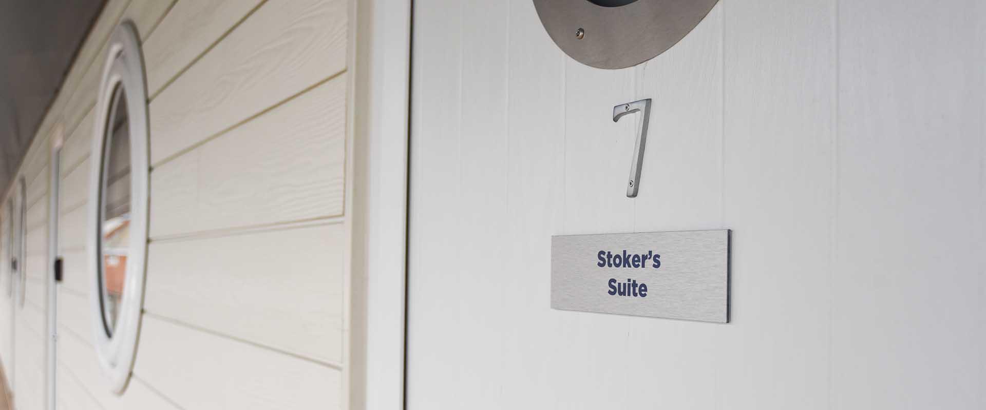 7 – Stoker's Suite