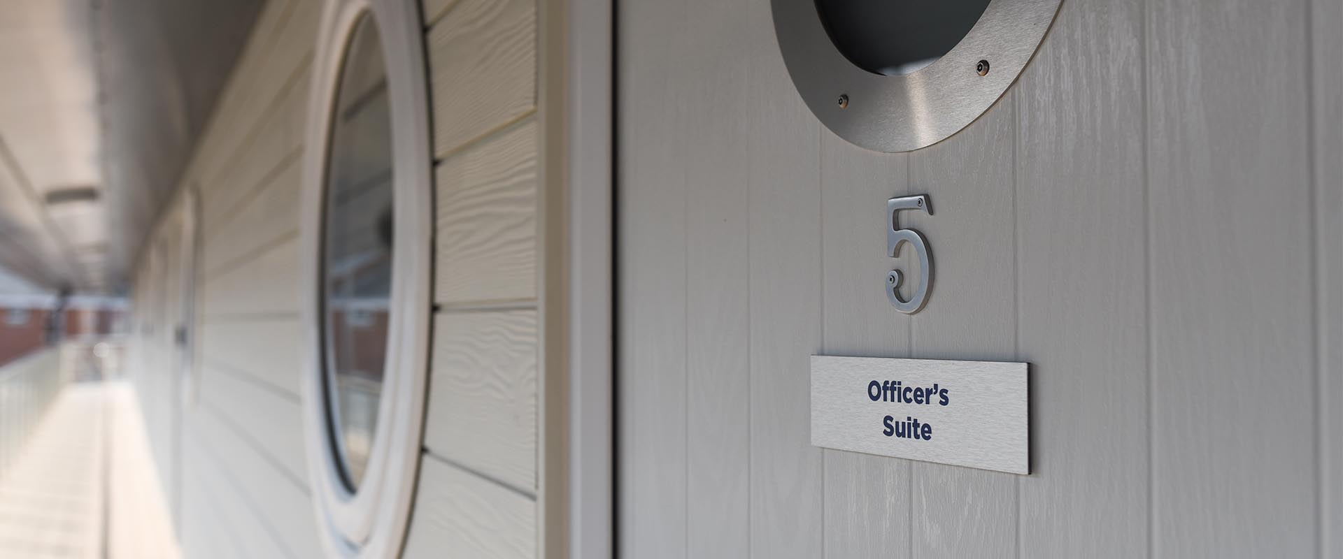 5 – Officer's Suite